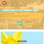 Junior Daffodil Parade